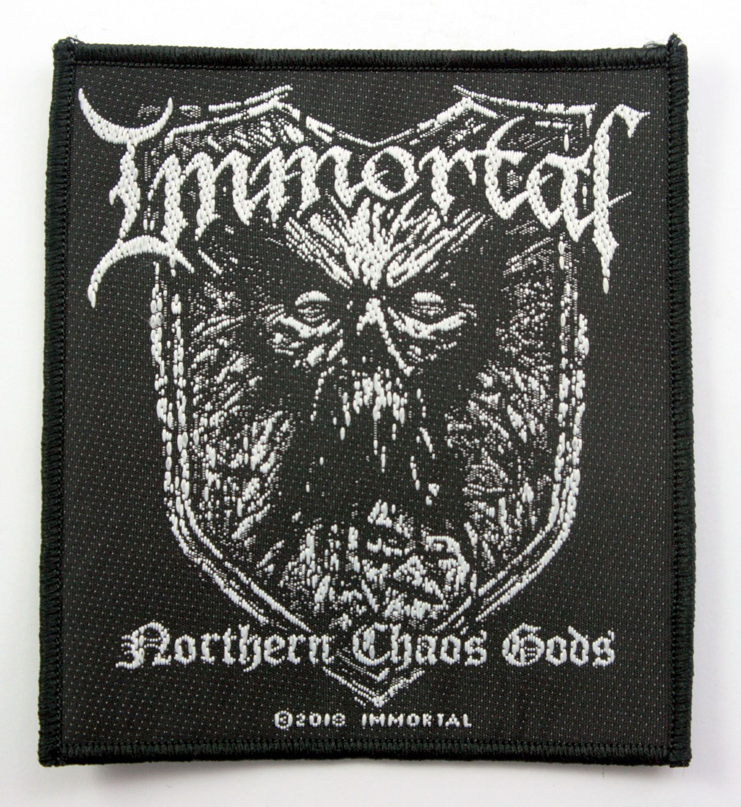 Immortal Woven Patch