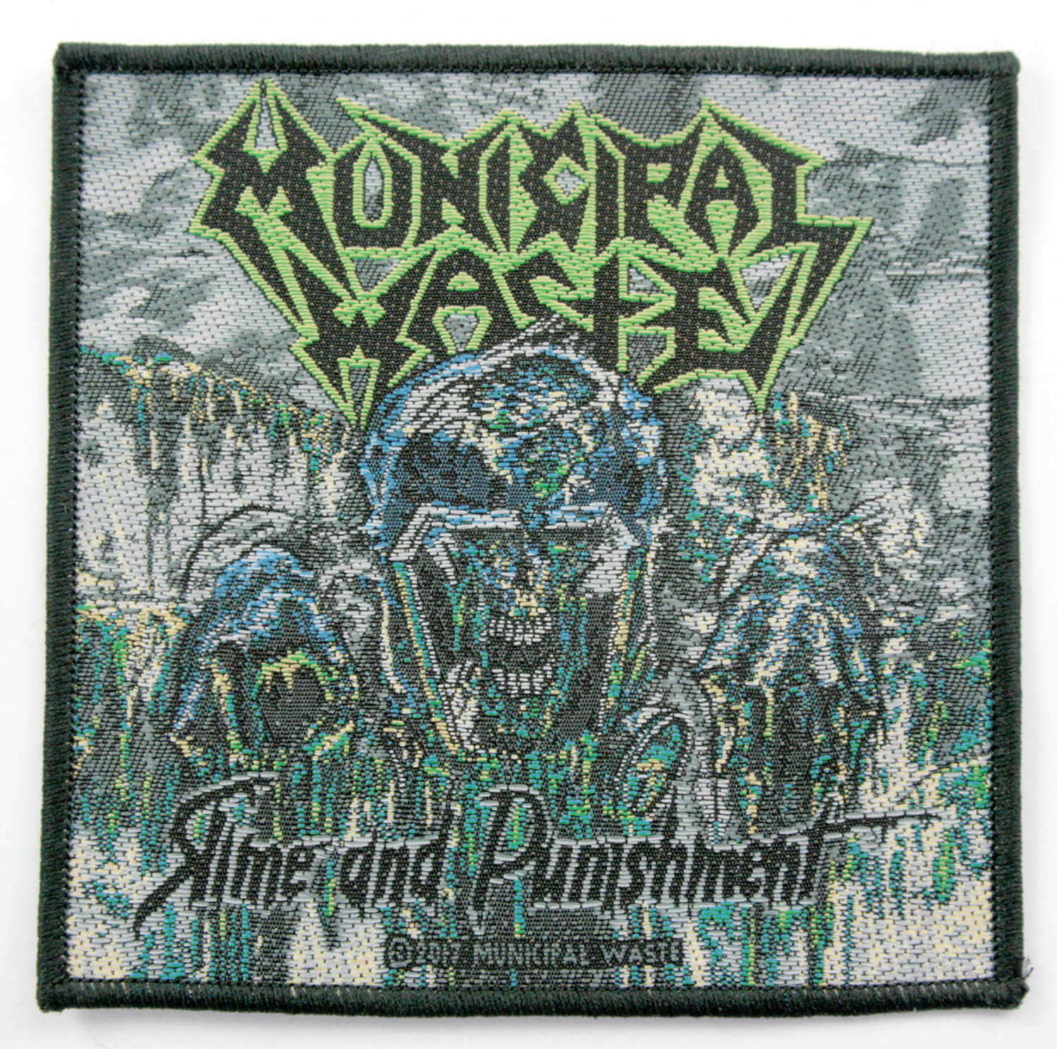 Muniicipal Waste Patch